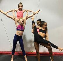 719 Elliana, Brynn, Camryn and Hannah