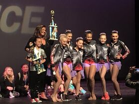 Sabrina Huang Solo Over All .ALDCLA Group Over All &Abby
