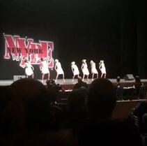 610 Group dance