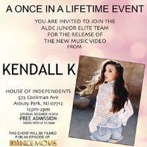 713 Kendall MV premiere poster