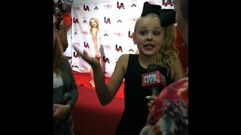 ALDC LA VIP Red Carpet Grand Opening Party Behind the Scenes Dance Moms