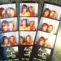 Jill and Melissa photo booth 2015-03-15