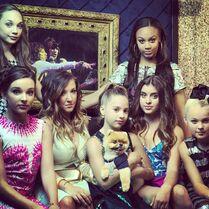Maddie Kendall Gianna Mackenzie Jiff Nia Kalani JoJo - Reality TV Awards 9999