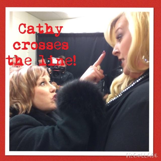 Image - Cathy vs Jessalynn 2015-01-11.jpg | Dance Moms Wiki ...