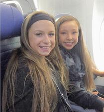 Talia and Sophia 2015-03-20 levels