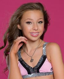 Sophia Lucia - California Kisses dancewear