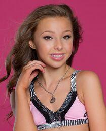 Sophia Lucia - California Kisses dancewear