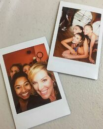 631 Elite team polaroids