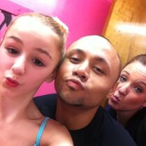 Chloe Lukasiak James Washington Gianna Martello