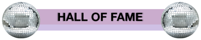 DTWS Hall of Fame Banner