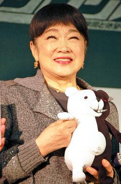 Nobuyo Oyama