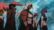 Fujisaki, Oowada, Oogami, Kuwata, and Maizono