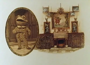 Toad's home