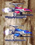 Silver-Hawk model ARCF-ROTA PLUSbio