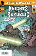 Star Wars Knights of the Old Republic Vol 1 24