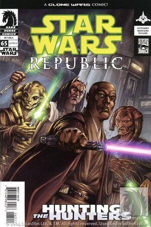 Star Wars Republic Vol 1 65