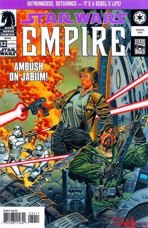 Star Wars Empire Vol 1 32