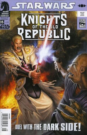 Star Wars Knights of the Old Republic Vol 1 35