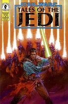 Star Wars- Tales of the Jedi Vol 1 1