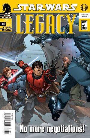 Star Wars Legacy Vol 1 10