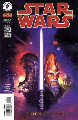 Star Wars Republic Vol 1 1