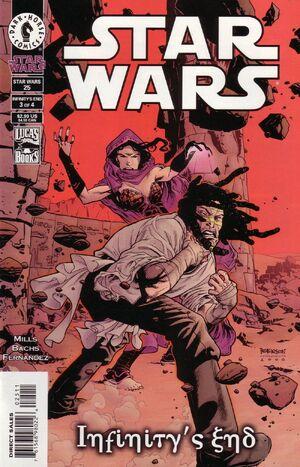 Star Wars Republic Vol 1 25