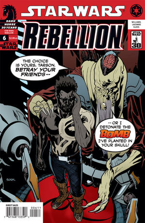 Star Wars Rebellion Vol 1 6