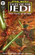 Star Wars- Tales of the Jedi- Dark Lords of the Sith Vol 1 1