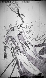 Barragan's 7th Form (Hell Resurreccion Form)