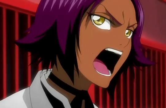 File:Yoruichi yells.png