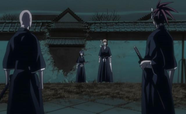 File:Ikkaku and Renji block Rukia and Ichigo's passage.png