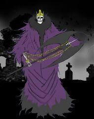Baraggan's 1st Form (Vasto Lorde Form)