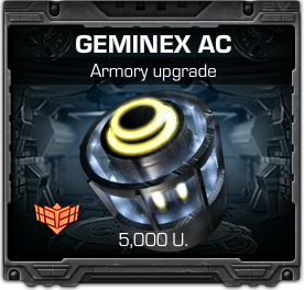 GEMINEX AC