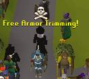 Trimming Armour Scam