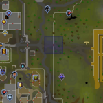 Varrock Blocked Path
