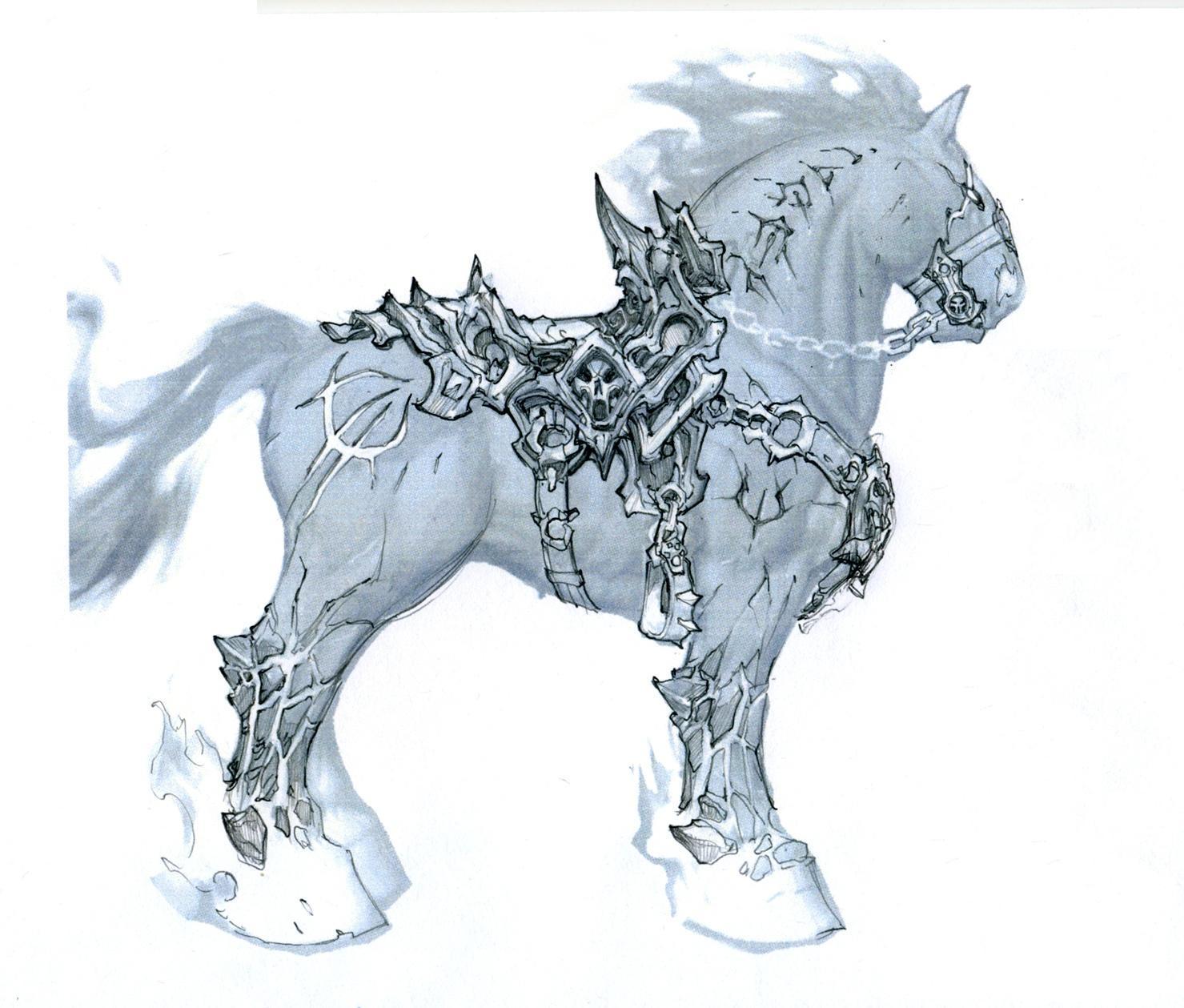 Darksiders Despair Concept Art of Ruin