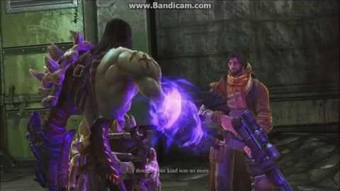Darksiders 2 War Master Apocalptic
