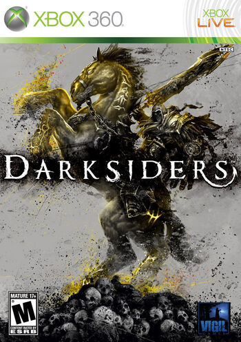 Darksiders New Box Art