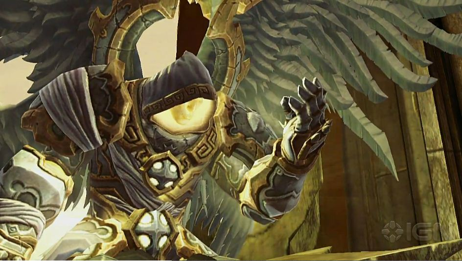 Darksiders Archon FileWtpart3 archon PNG