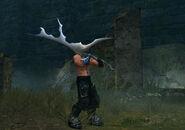 4K Sword In-Game