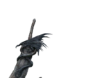 Curved Dragon Greatsword
