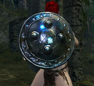 Parry shield
