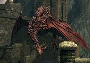 Red drake