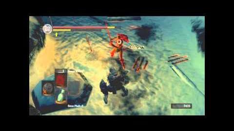 Dark Souls Sanctus Effigy Shield Test-0