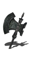 File:Drakekeeper's Greataxe.png