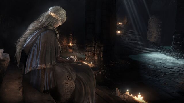 File:Fire Keeper in Firelink Shrine-noscale.jpg