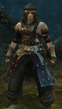 Bandit set male
