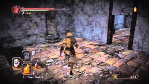 Dark Souls 2 How to Get The Grand Lance