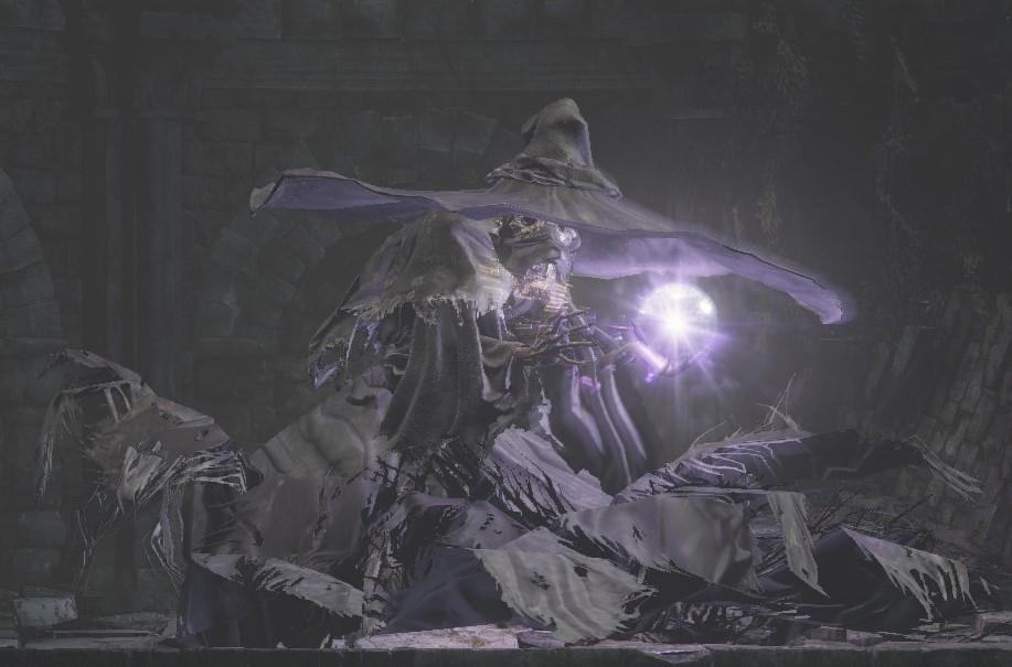 how to get carim set dark soul 3