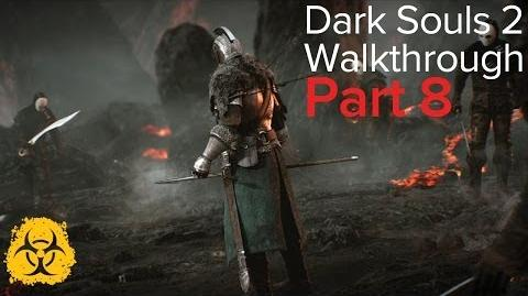 Dark Souls 2 Walkthrough Part 08 - Huntsman's Copse Part One